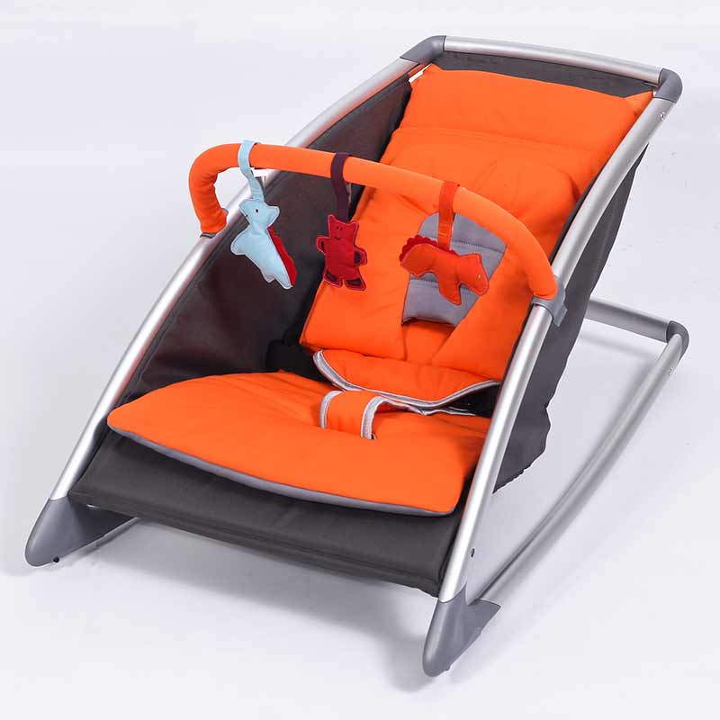 The new high-end portable infant recliner appease rocking chair multifunction baby rocking chair(China (Mainland))