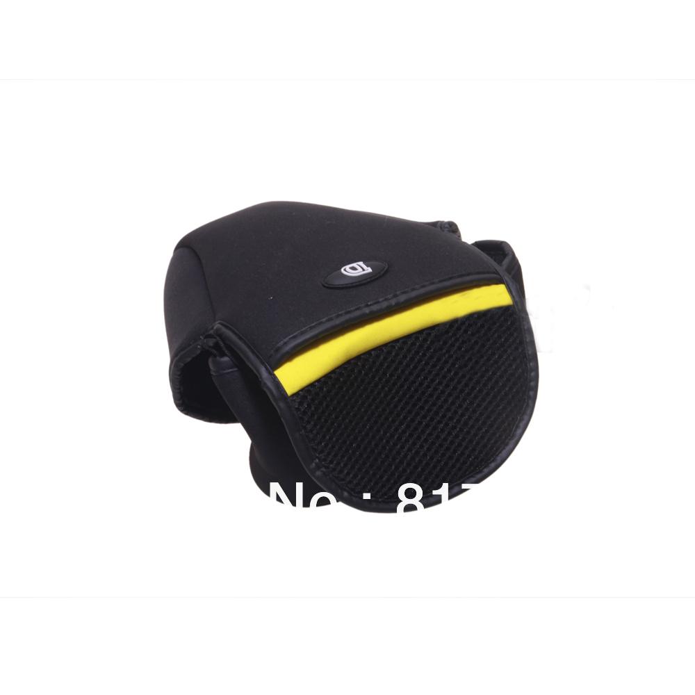 Neoprene Case bag Pouch for Nikon D5100 D3100 D3000 D60 D40 Digital Camera(China (Mainland))