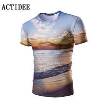Buy 2017 High Summer O Neck T-shirt 15 Colors SKY EYES SKULLL Tree Drop 3D Print T Shirt Men Brand Famous Luxury Clothing 5z for $11.99 in AliExpress store