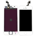 AAA LCD Display Touch Screen Digitizer Assembly Replacement For Apple iPhone 5S White Free Shipping