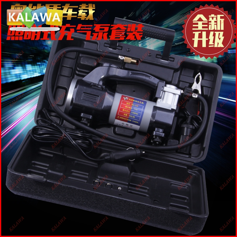Automotive metal air pump 12V vehicle tyre AT609 air pump Inflating machine Single cylinder for all car MMM(China (Mainland))