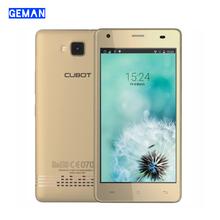 Original CUBOT ECHO Mobile Phone Android 6.0 MTK6580 Quad Core Smartphone 2GB RAM+16GB ROM Cell Phone 5.0 Inch 3000mAh Unlocked(China (Mainland))