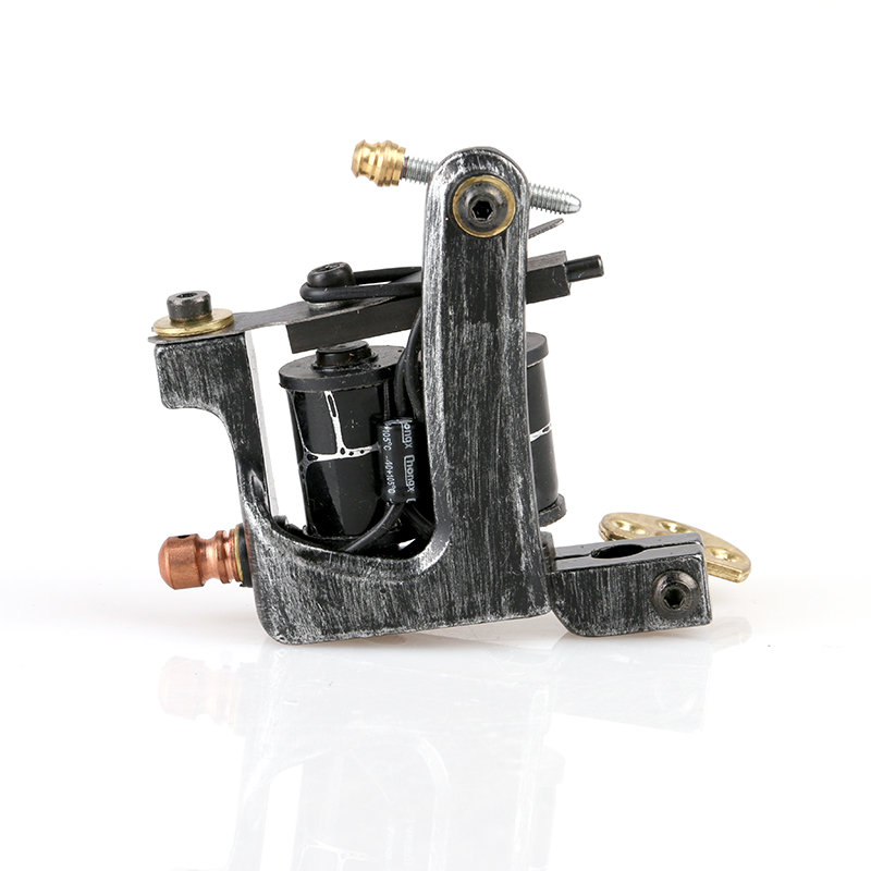 Factory price handmade tattoo machine gun shader tattoo for Tattoo gun prices