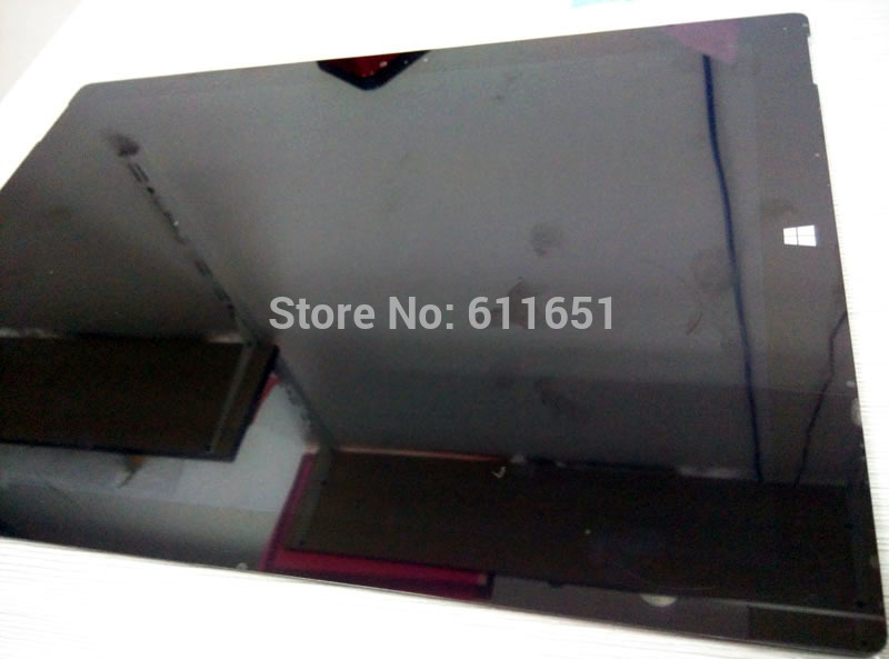 assembly LCD Assembly For Microsoft Surface Pro 3 (1631) TOM12H20 V1.0 LTL120QL01 003 lcd touch screen digitizer replacement<br><br>Aliexpress