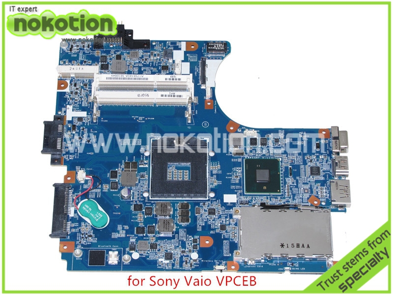 MBX-223 M971 main board 6Layer rev 1.1 1P-0106200-6011 A1794340A Laptop Motherboard For sony vaio VPCEB motherboard brand new(China (Mainland))