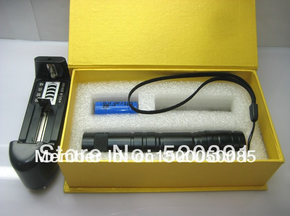 Super Powerful .Burn matches,Strong Power green Laser Pointer 500mw/800mw 532nm Strong power green lase(China (Mainland))