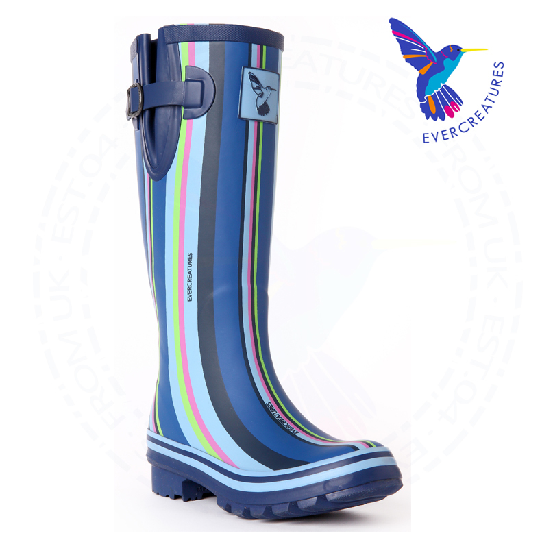 New 2014 High Quality Eco-Friendly Rubber Boots Womens Rain Boots Womens Rain Shoes Porcelain Mosaic<br><br>Aliexpress