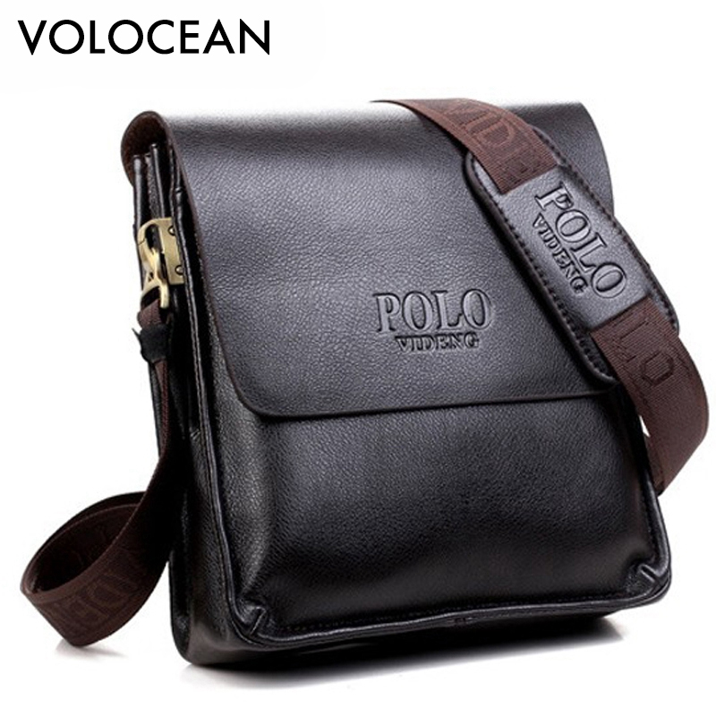 Casual Business Leather Mens Messenger Bag Hot Sell Famous Brand Design Leather Men Bag Vintage Fashion Mens Cross Body Bag(China (Mainland))