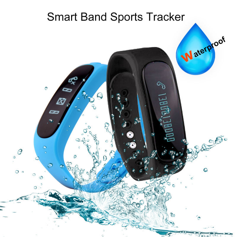 Waterproof Smart band wristband bracelet sport Activity Tracker for IOS android Fitness sleep long time standby(China (Mainland))