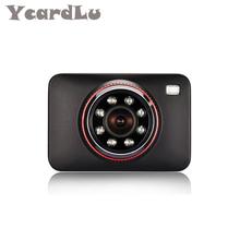 Hot Sale Mini Car Dvr 2.7'' Touch screen Full HD 1080p 6 Lights Ir Night Vision Video Recorder Dash Cam Car Camera With G-sensor(China (Mainland))