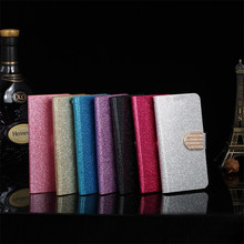 Buy Fashion Bling Glitter Flip Case Cover Fundas Samsung Galaxy J1 2015 J 1 J100F SM-J100H J100G Phone Case Card Slot for $2.97 in AliExpress store