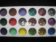glitter dust nail art promotion
