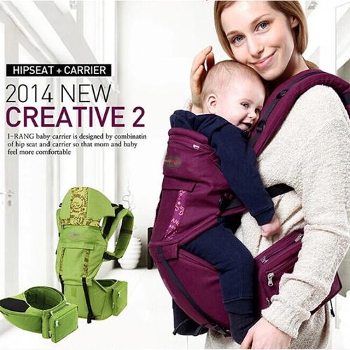 2015 хорошо qulity хлопок кенгуру джерри ребенок новорожденный слинг многофункциональный ...