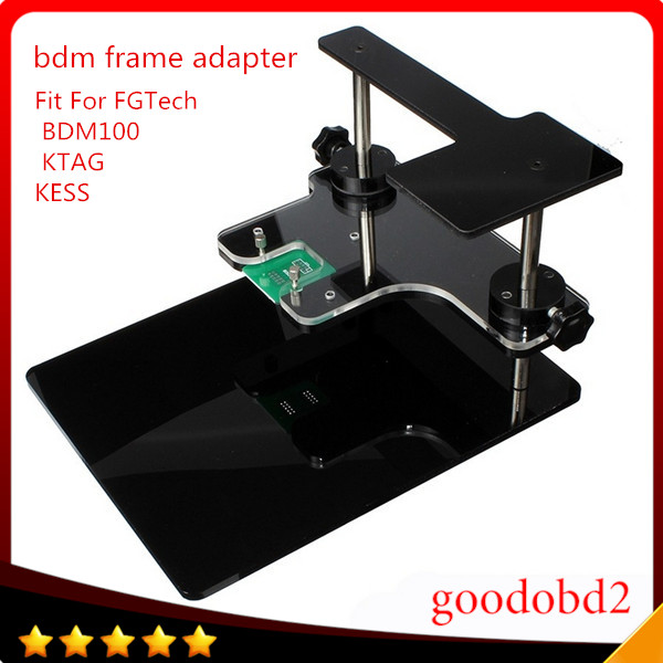 BDM frame metal With Aapters Works BDM Programmer/CMD100 Full Sets Fits For FGtech KESS bdm100 use for ktag k-tag ECU tool(China (Mainland))