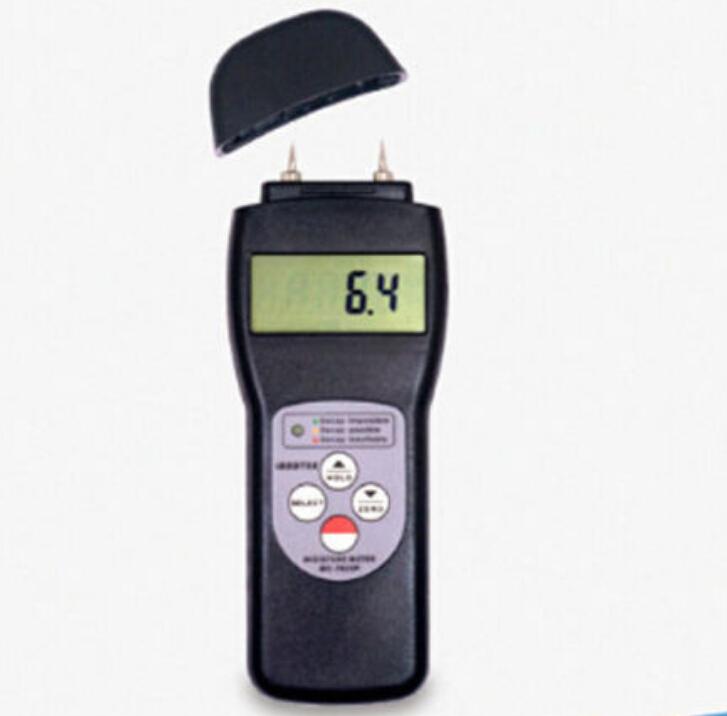 Multifunctional moisture meter mc 7825p pin type moisture for Wood floor moisture meter