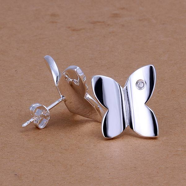 Высококачественные серебряные ювелирные изделия для женщин женские серьги aeProduct.getSubject()