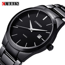Reloj Hombre CURREN 8106 Brand Simple Fashion Casual Business Watches Men Date Waterproof Quartz Mens Watch relogio masculino