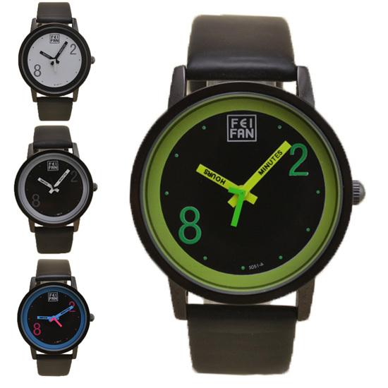 big 8 2 arabic number fashion watch woman dress casual gift lady girl child kids man wristwatch white black green blue hour new(China (Mainland))