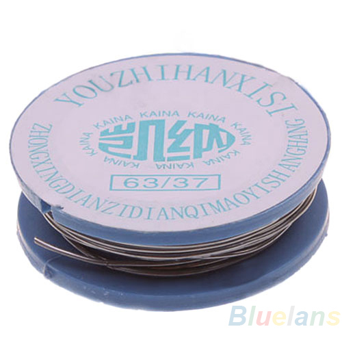 0.8mm Tin Lead Rosin Core Solder Soldering Welding Iron Wire Reel 63/37 1FL8(China (Mainland))