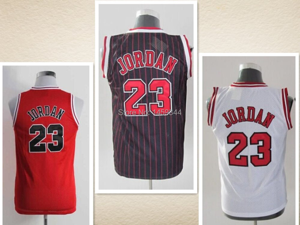 Buy Printed Chicago #23 Michael Jordan Women Jersey Lady Dress ...