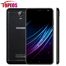 "Buy Doogee X7 6.0"" inch Mobile Phone Android 6.0 1GB RAM+16GB ROM MTK6580 Quad Core 1280x720 HD 8MP 3700mAh Dual SIM 3G WCDMA GSM for $99.99 in AliExpress store"
