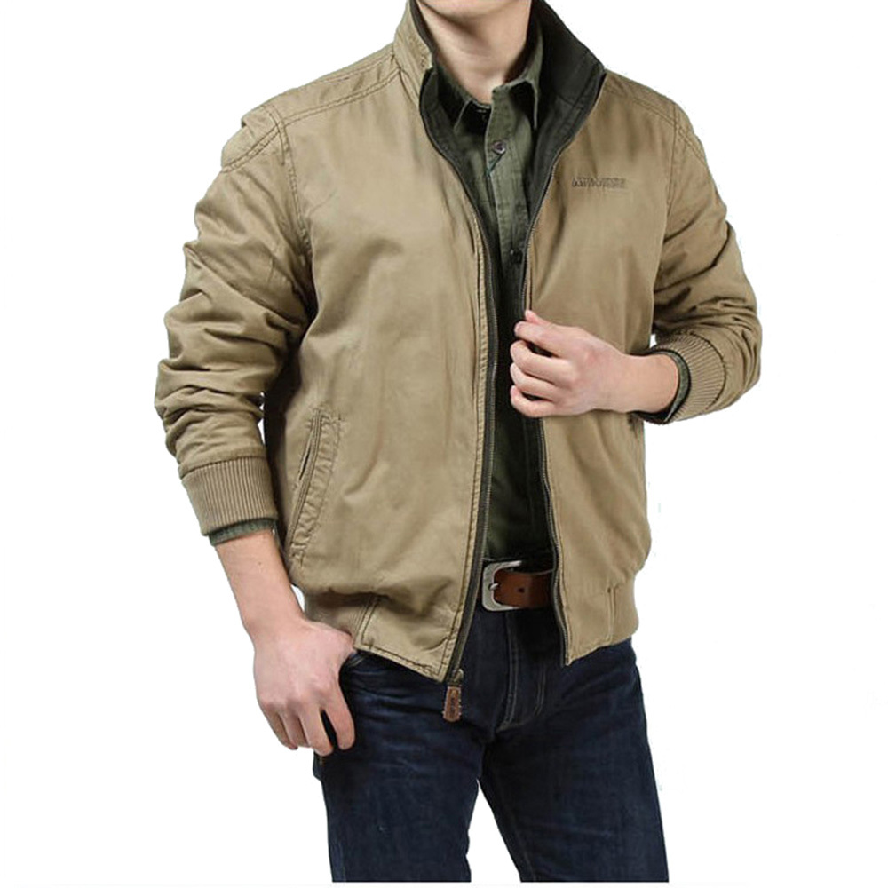 Images of Light Jackets For Men - Reikian