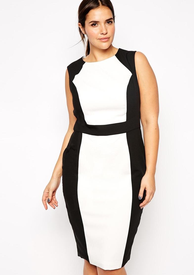 White plus size dresses for sale