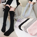 3 8Y Comfy Lace Baby Girl Stocking Kids Leg Warmer Child Knee Length Socks