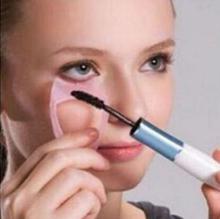 2015 New Pink Eyeliner Guide Pencil Template Shaper Assistant Aid Eyeliner Makeup Tools