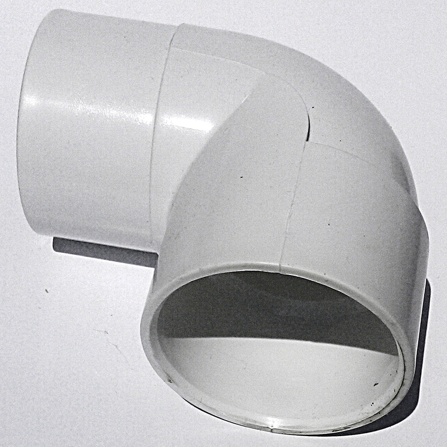 "Hot Tub Spa 90 degree 1.5"" Street X 1.5"" Slip Plumbing PVC Fitting, spa 90 degree elbow(China (Mainland))"