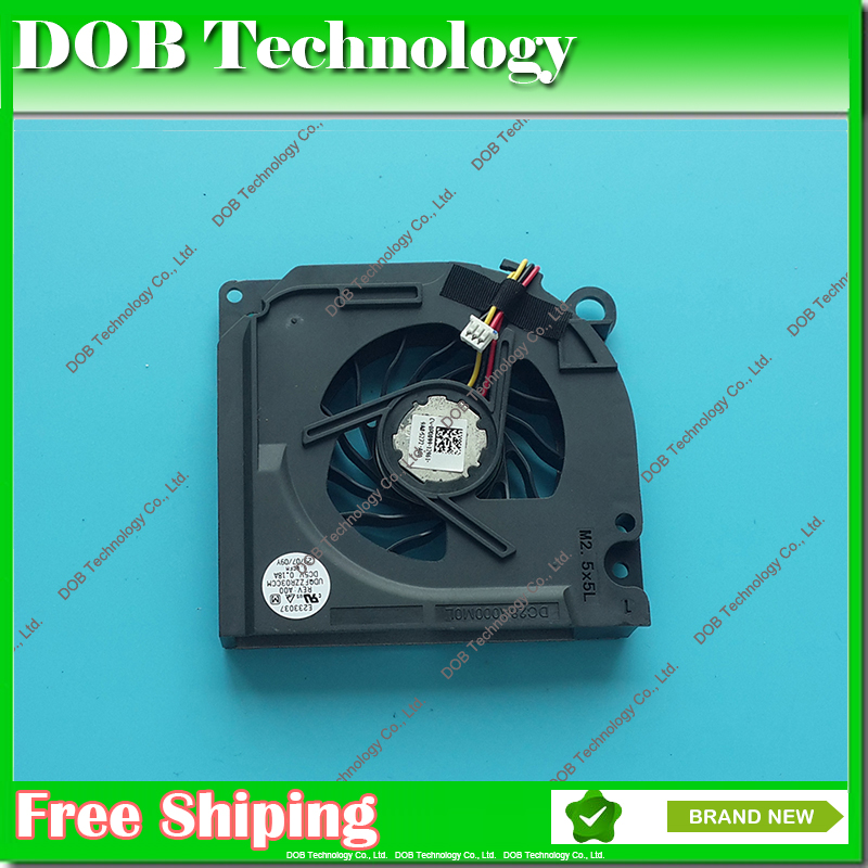 Laptop CPU Fan for Dell Inspiron 1525 Latitude D630 0C169M GB0508PGV1-A(China (Mainland))