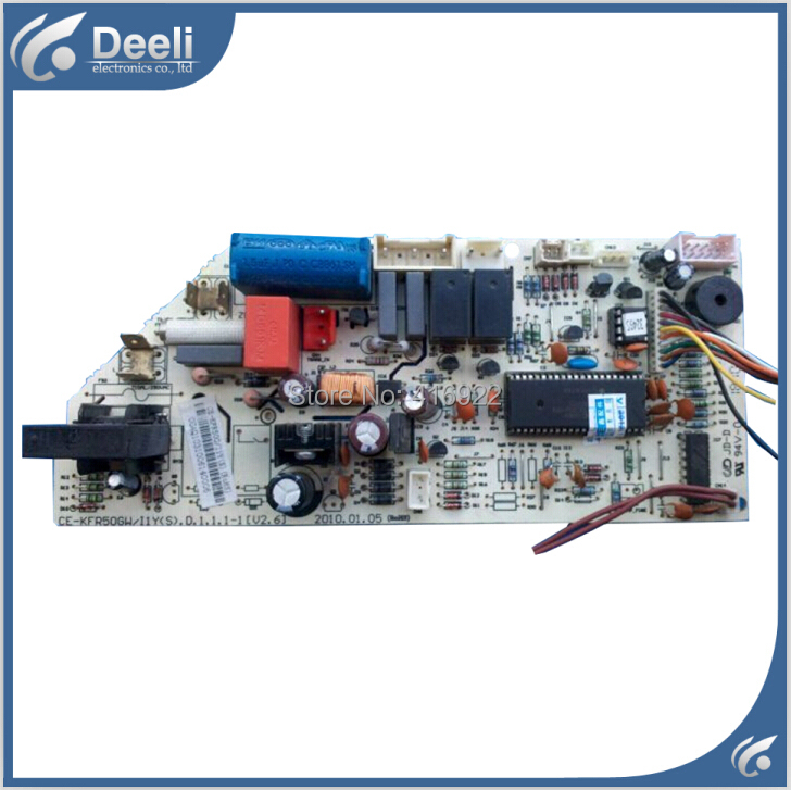 Free shipping 100% tested for Midea of air conditioning computer board motherboard KFR-50GW/I1Y CE-KFR50GW/I1Y(S) on sale<br><br>Aliexpress