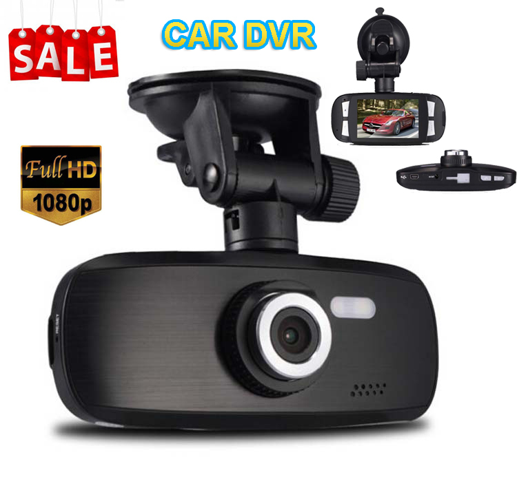 "2015 NEW Car Video Recorder Camera 2.7"" Full HD 1080P DVR H200/G1W with WDR Technology AVC 1080P 30FPS G-Sensor(China (Mainland))"