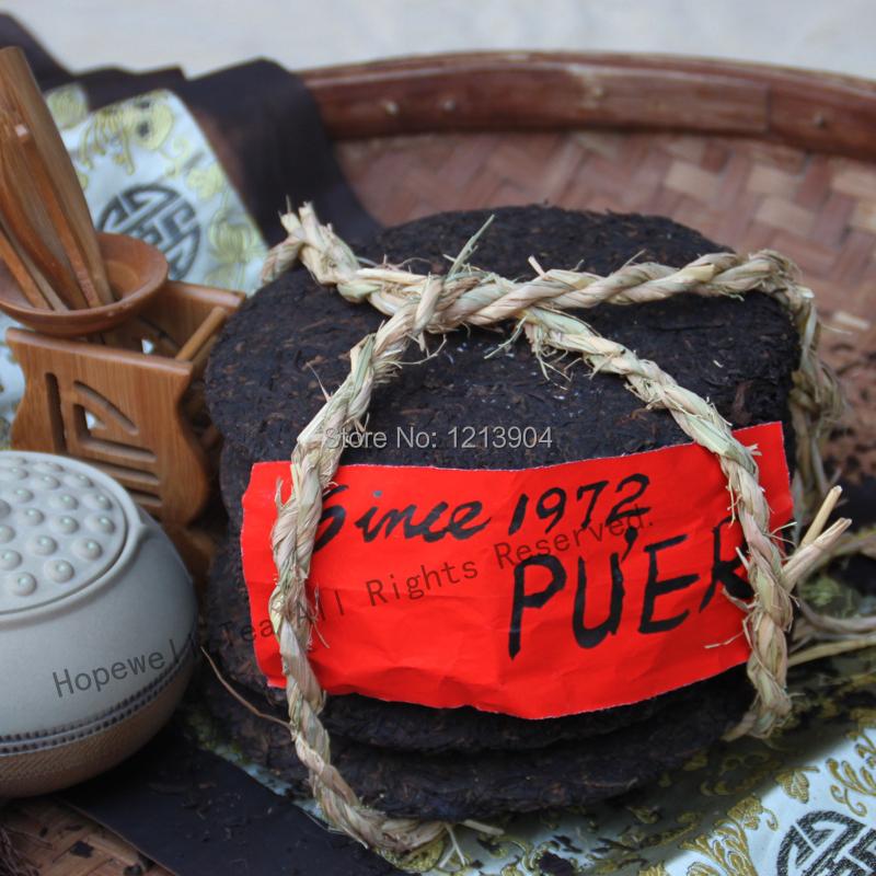 2015 Sale Top Fashion 1969 Ripe Pu Er Tea 357g Oldest Puer Tea Antique red Puerh
