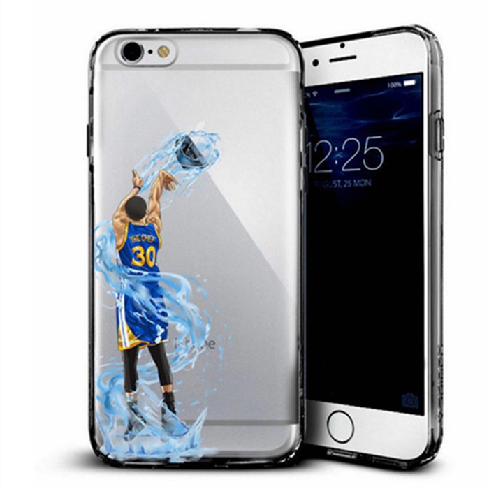 NBA basketball star phone case for iphone 5 5s 5se 6 plus hard plastic Lebron james harden Jordan Stephen Curry Coque cover Kobe(China (Mainland))