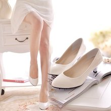 2016  spring   shoes  heels sexy pointed toe shoes bridesmaid wedding shoes