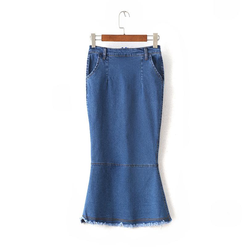 vogain 2016 new fashion fashion blue denim