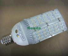 street light 24v/12v/ac100-240v e40 30w bridgelux chips Can be connected to solar energy(China (Mainland))