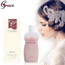 Professional make-up pastels body powder crystallise bridal make-up foundation liquid Whole body skin Whitening concealer 195ml(China (Mainland))