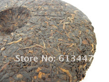 1995Year old Ripe Puerh Tea green lable Ripe Puer shu pu er tea Spring tea old