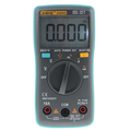 LCD Digital Multimeter 4000Count AC DC 750 1000V Amp Volt Ohm Capacitance Meter Tester Auto Range