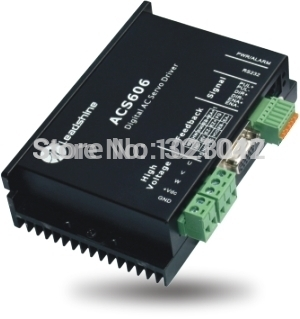 Leadshine AC servo drives ACS606 work 48- 60 VDC out 1.0A to 18A fit for BLM57180 servo motor 180W<br><br>Aliexpress