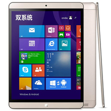 Onda V919 Air 9.7″ QXGA IPS Retina Screen 2GB+32/64GB Windows 10 + Android 4.4 Dual boot Intel Z3735F 64bit Quad Core Tablet PC