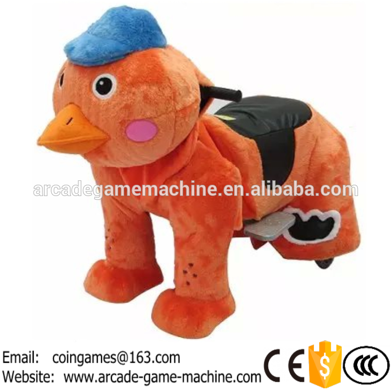 [MR-32]2016 New Amusement Park Equipment Electric Arcade Coin Operated Plush Walking Animal MP3 Music Kiddie Rides For Sale<br><br>Aliexpress
