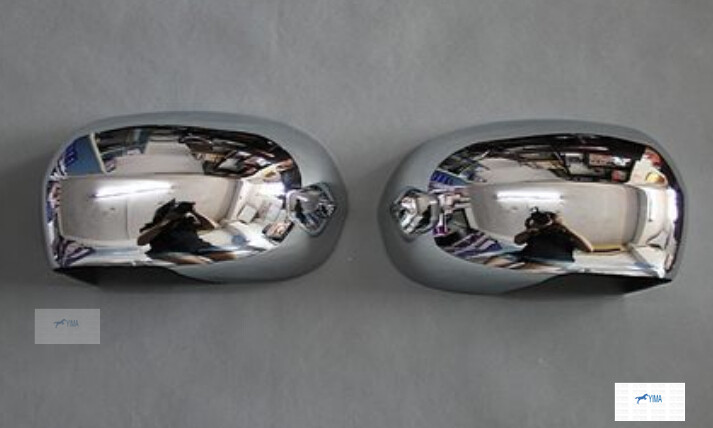 ABS! Chrome Side Door Rearview Mirrors Cover Trim For JEEP COMPASS 2011 - 2014<br><br>Aliexpress