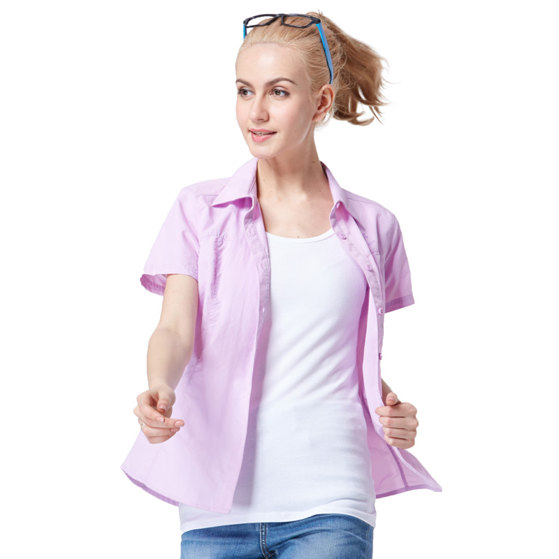 Cikrilan High Quality Anti-uv Sun Protection Camisas Outdoor Mujer Quick Dry Wicking Fishing Shirt Women Climbing Hiking Shirts