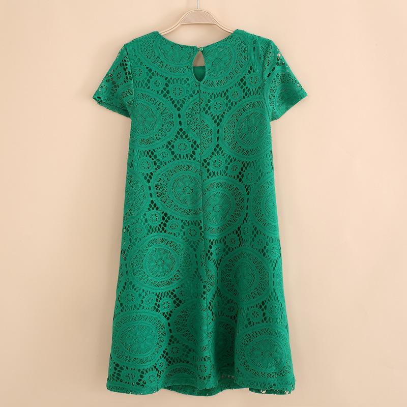IMC Vintage Bohemian Lace Plus Size Loose Bottom Mini Dresses-5 Colors,S-XXXLОдежда и ак�е��уары<br><br><br>Aliexpress