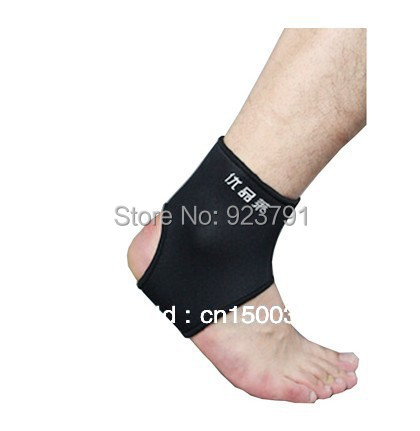ankle support free shipping outdoor sports for protect ankle pads adjustable good quality for sports men ankle brace guard