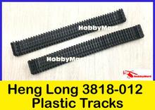 3818-012 Heng Long 1/16 Kunststoff Tracks für 3818 Tiger I x 1 PARA(China (Mainland))