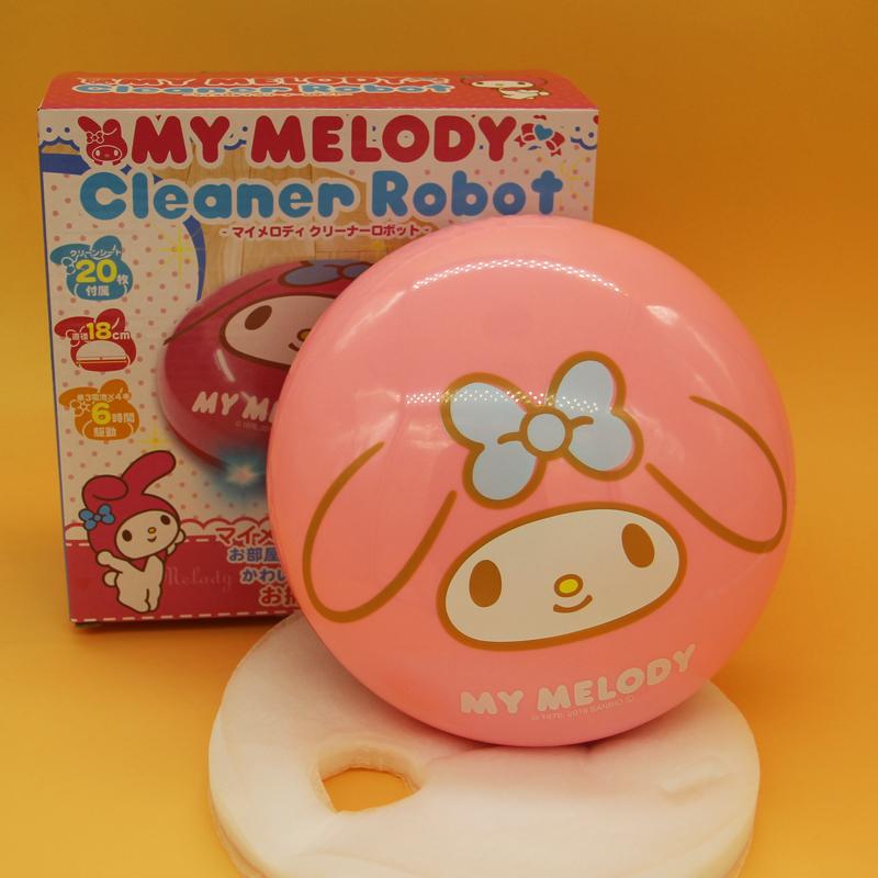 2016 Cartoon Auto Vacuum Cleaner Robot Sweep Vacuum Mops Mini smart sweeper vacuum toys free shipping(China (Mainland))